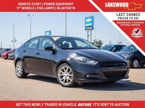 Pre-Owned 2013 Dodge Dart SXT Special Edition FWD 4dr Car