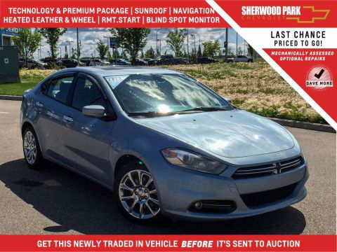 Pre-Owned 2013 Dodge Dart Limited 1.4T FWD 4dr Car