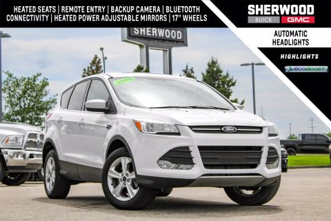 2016 Ford Escape SE 2.0T 4WD
