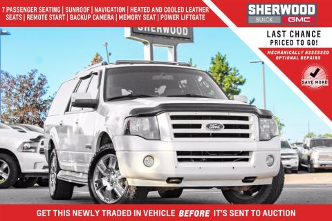 2008 Ford Expedition Max Limited 5.4L