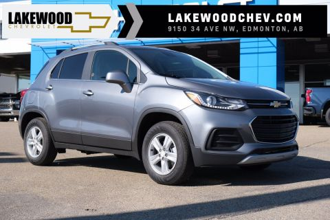 2020 Chevrolet Trax LT DEMO | 3M Protection, Winter Tires, A/W Floor Liners