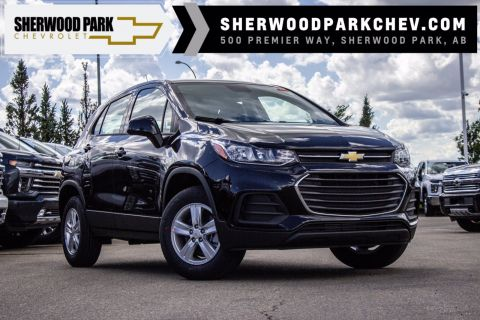 New 2020 Chevrolet Trax LS AWD SUV