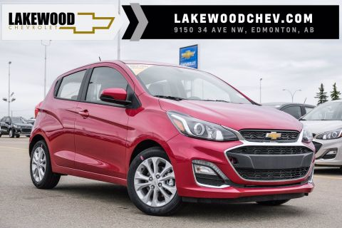 2020 Chevrolet Spark LT DEMO